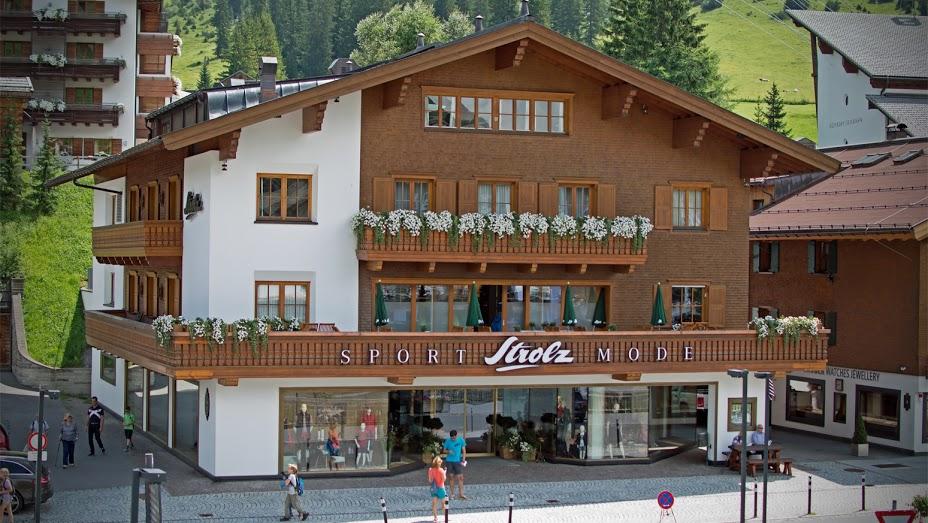 Sport und Modehaus Strolz